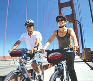 >Bike the Golden Gate