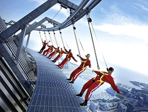 Tower EdgeWalk